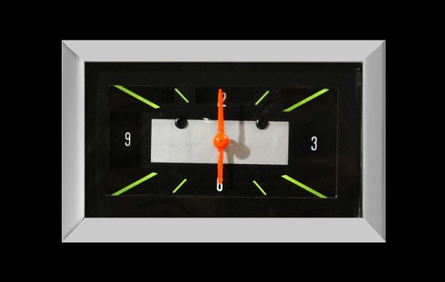 Picture of 1957 Chevy Clock