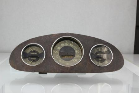 Picture of 1956 Chevy gauge set