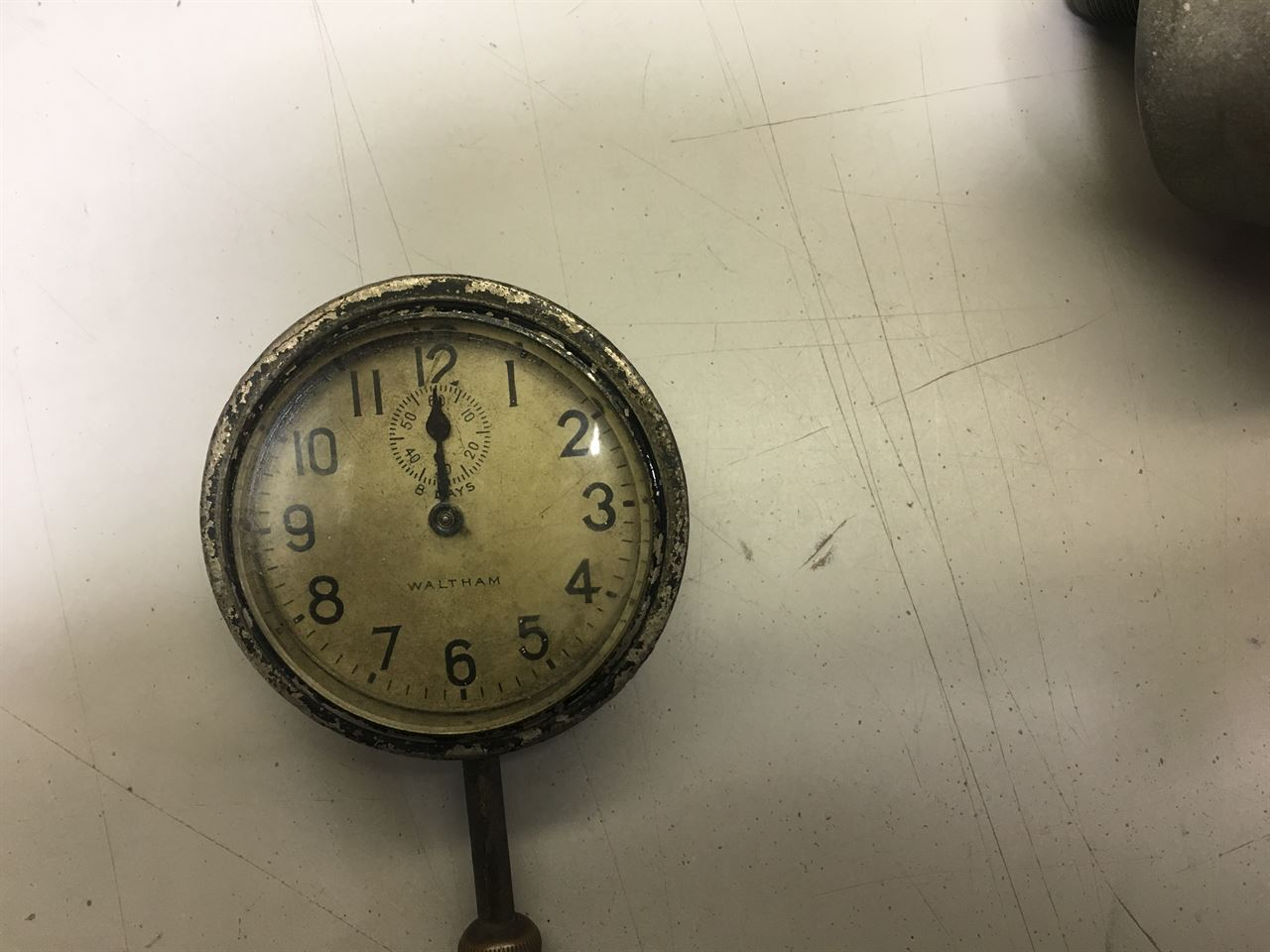 Picture of Unknown Clock