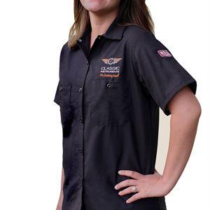 Picture of CI Women's Shop Shirt