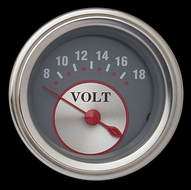 "Picture of Silver Series 2 1/8"" Volt"