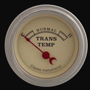 "Picture of Vintage 2 1/8"" Transmission Temp"