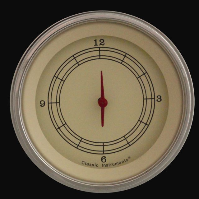 """Picture of Vintage 3 3/8"""" Clock"""