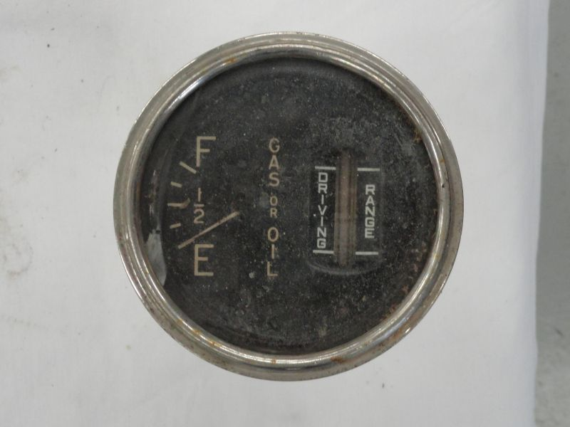 Picture of Unknown Fuel Gauge