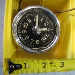 Picture of 1949-50 Pontiac Clock
