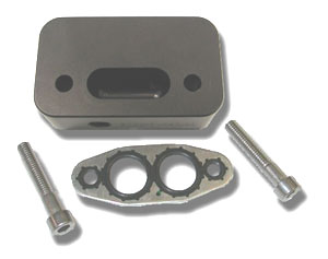 Picture of LINGENFELTER GM LS1, LS6, LS2 & LS3 OIL SUPPLY ADAPTER KIT