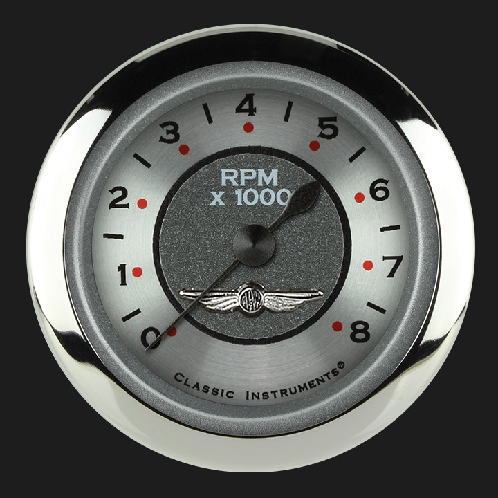 """Picture of All American 2 1/8"""" Tachometer"""