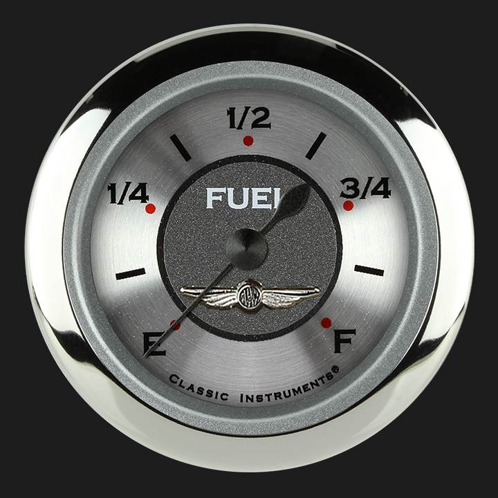 "Picture of All American 2 1/8"" Fuel Gauge"