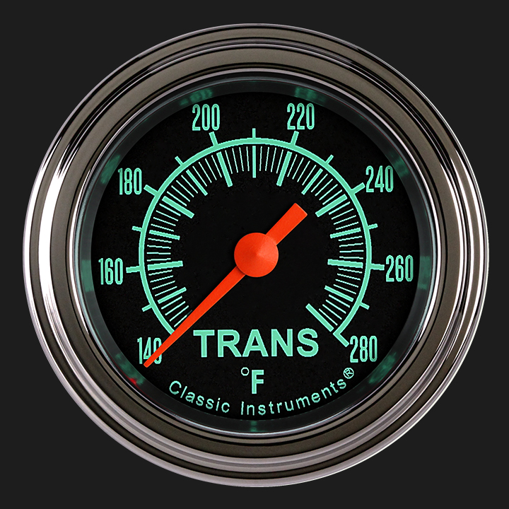 "Picture of G/Stock 2 1/8"" Transmission Temperature Gauge"