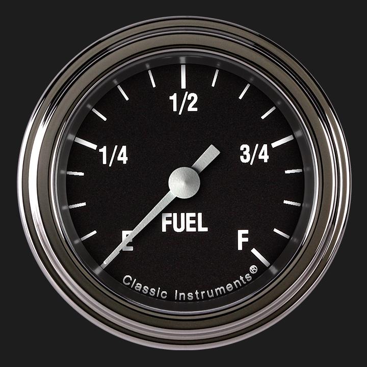 "Picture of Hot Rod 2 1/8"" Fuel Gauge"