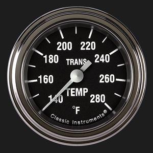 "Picture of Hot Rod 2 1/8"" Transmission Temperature Gauge"