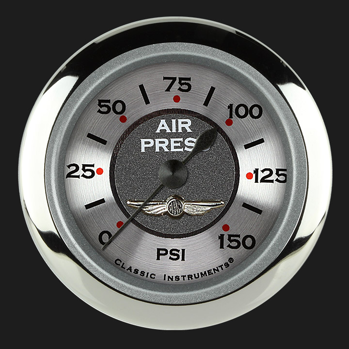 "Picture of All American 2 1/8"" Air Pressure Gauge"