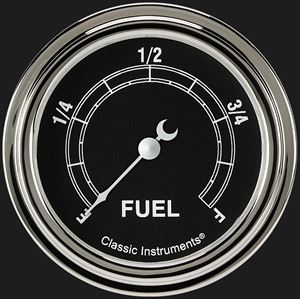 """Picture of Traditional 2 5/8"""" Fuel Gauge"""