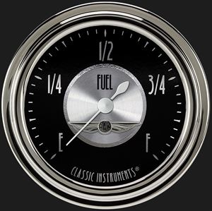 """Picture of All American Tradition 2 5/8"""" Fuel Gauge"""