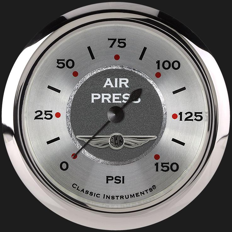 "Picture of All American 2 5/8"" Air Pressure Gauge"