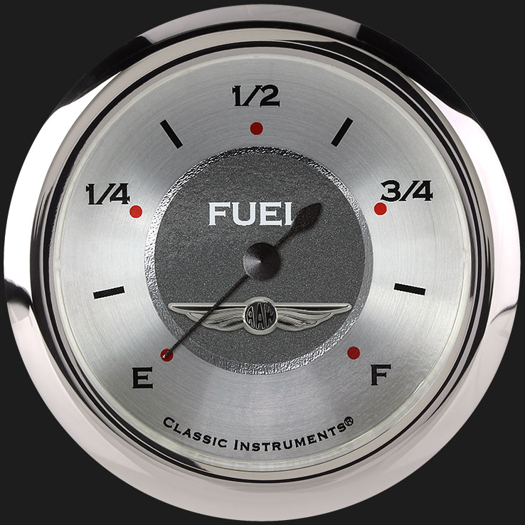 """Picture of All American 2 5/8"""" Fuel Gauge"""