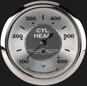 """Picture of All American 2 5/8"""" Cylinder Head Temp. Gauge"""