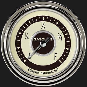 """Picture of Nostalgia VT 2 5/8"""" Fuel Gauge"""