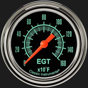 """Picture of G/Stock 2 5/8"""" Exhaust Gas Temp. Gauge"""