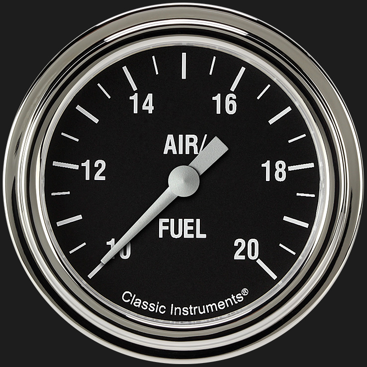 "Picture of Hot Rod 2 5/8"" Air Fuel Ratio Gauge"