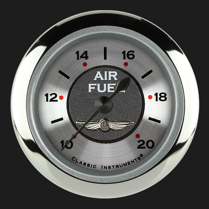 "Picture of All American 2 1/8"" Air Fuel Ratio Gauge"