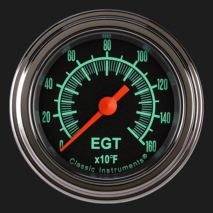 "Picture of G/Stock 2 1/8"" Exhaust Gas Temp. Gauge"