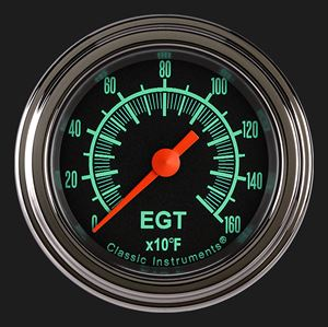 """Picture of G/Stock 2 1/8"""" Exhaust Gas Temp. Gauge"""