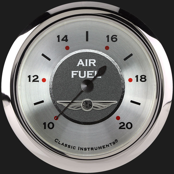 """Picture of All American 2 5/8"""" Air Fuel Ratio Gauge"""