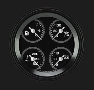 "Picture of AutoCross Gray 3 3/8"" Quad"