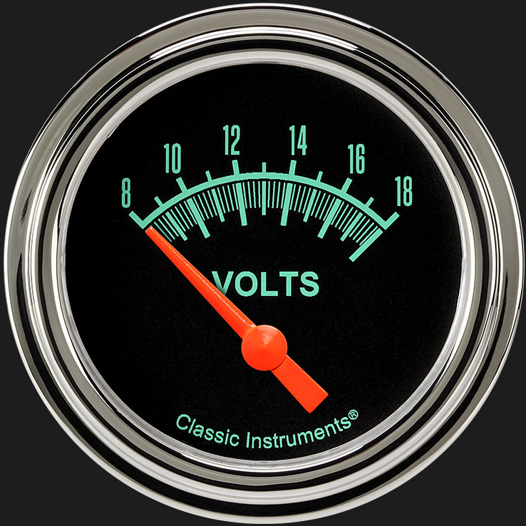 "Picture of G/Stock 2 5/8"" Volt Gauge"