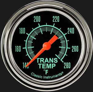 "Picture of G/Stock 2 5/8"" Transmission Temperature Gauge"