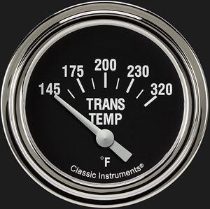 "Picture of Hot Rod 2 5/8"" Transmission Temperature Gauge"