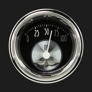 """Picture of All American Tradition 2 1/8"""" Oil Pressure"""