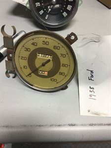 Picture of 1938 Ford Speedometer