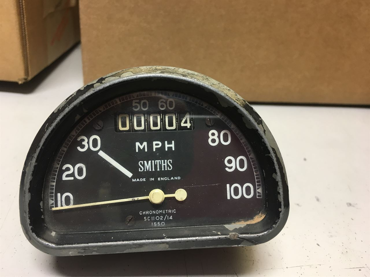 Picture of Smith Chronometric 0-100