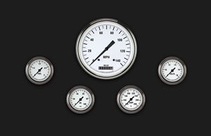Picture of White Hot Five Gauge Set 154