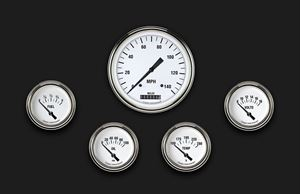 Picture of White Hot Five Gauge Set 254