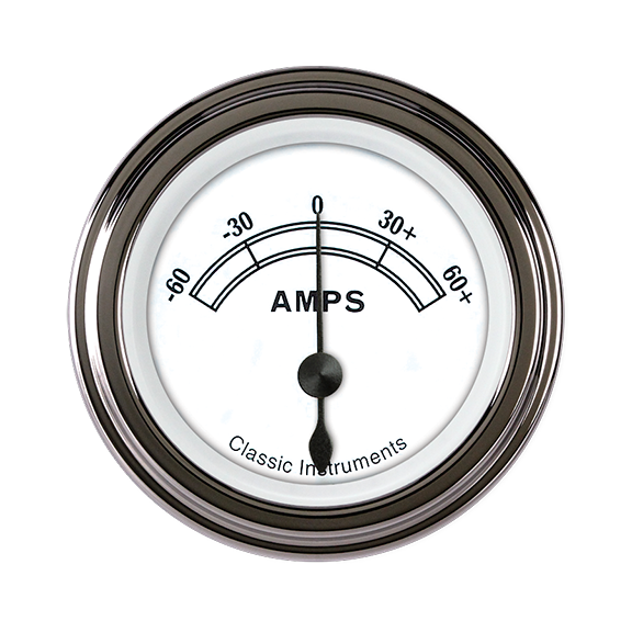 "Picture of Classic White 2 1/8"" Amps"