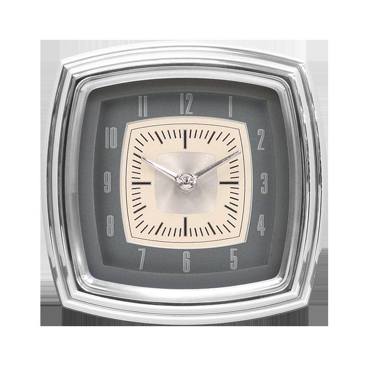 """Picture of Esquire 2 5/8"""" Clock"""