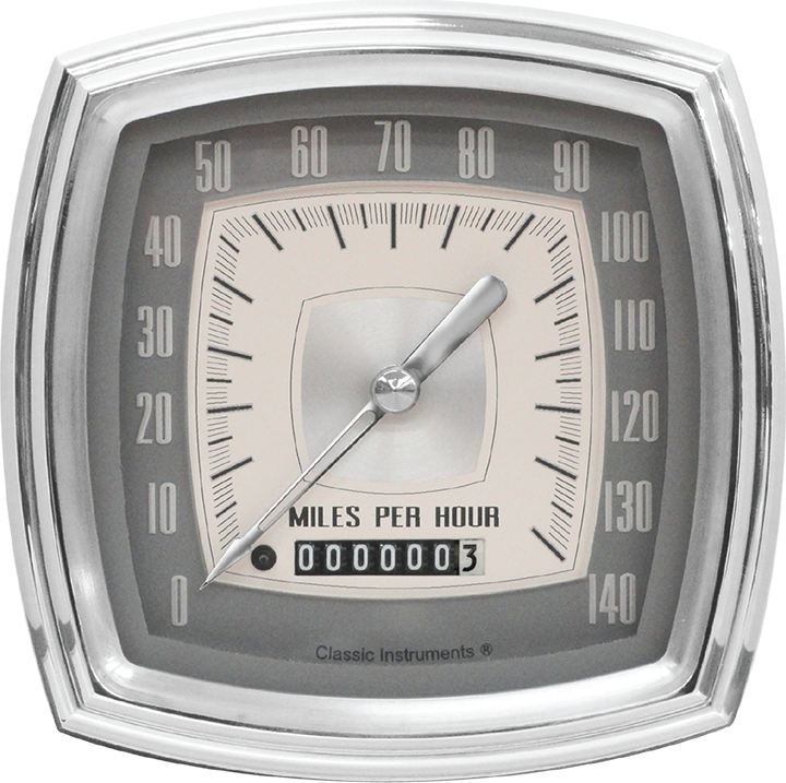 "Picture of Esquire 4"" Speedometer"