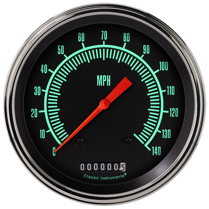 "Picture of G/Stock 4 5/8"" Speedometer"