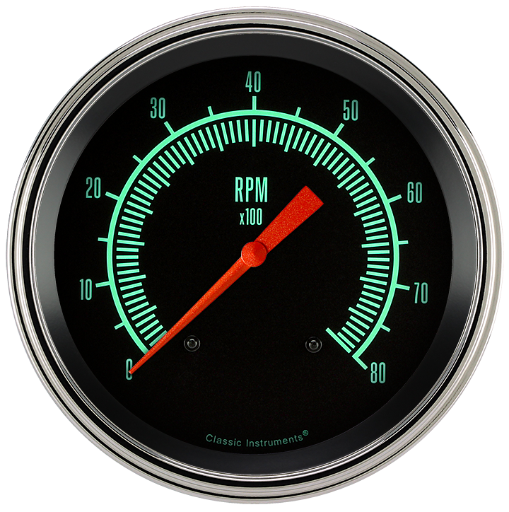 "Picture of G/Stock 4 5/8"" Tachometer"
