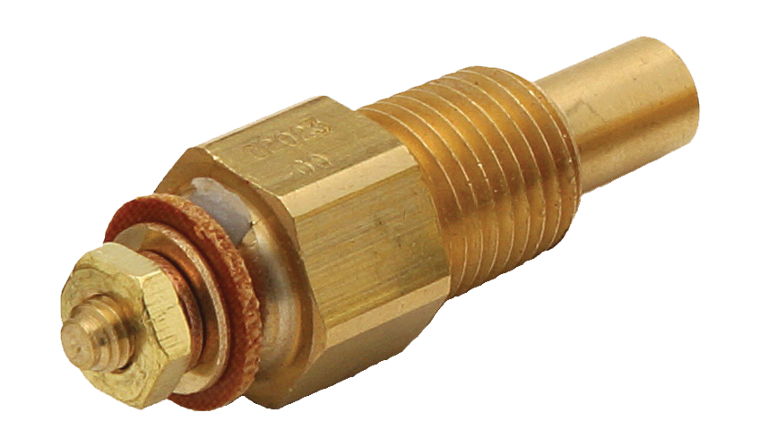 GM 1//2 NPT Classic Instruments Water Temp Sender