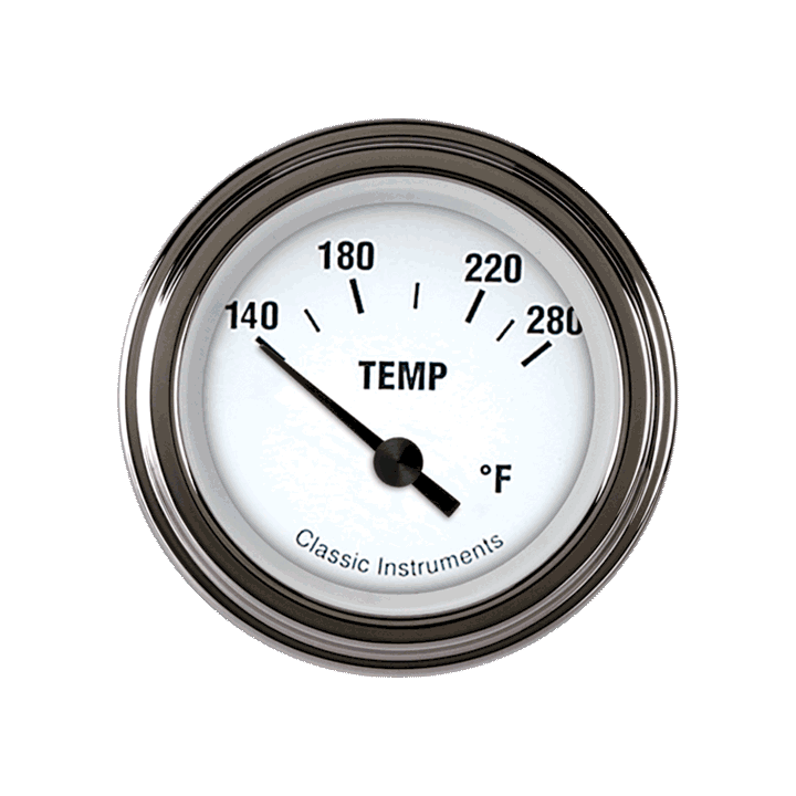"""Picture of White Hot 2 1/8"""" Water Temp"""