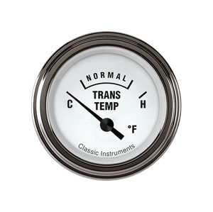 """Picture of White Hot 2 1/8"""" Transmission Temp"""
