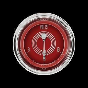"""Picture of V8 Red Steelie 2 1/8"""" Volt"""