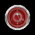 "Picture of V8 Red Steelie 2 1/8"" Oil Pressure"