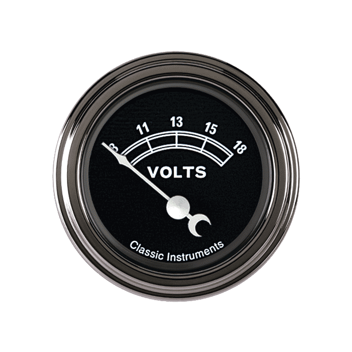 "Picture of Traditional 2 1/8"" Volt"