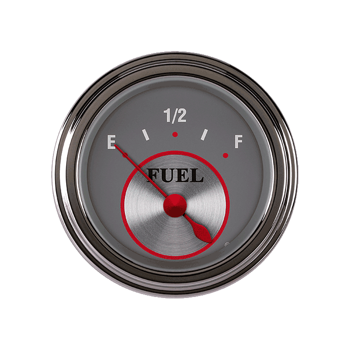 """Picture of Silver Series 2 1/8"""" Fuel"""