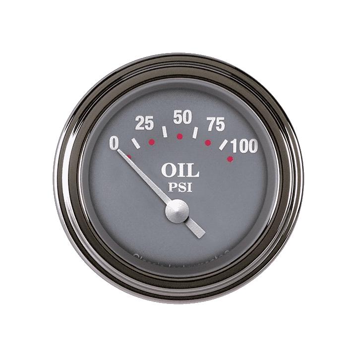 "Picture of SG Series 2 1/8"" Oil Pressure"